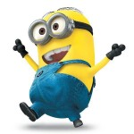 minion happy dance